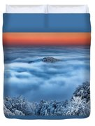 Bed Of Clouds Duvet Cover