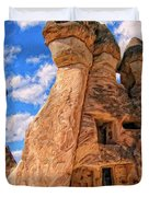 Bedrock Estates Duvet Cover