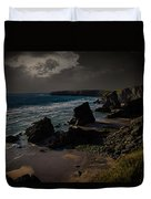 Bedruthan Cornwall Duvet Cover