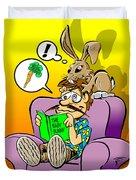 Bedtime Story Duvet Cover