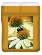 Bee Buzzer Duvet Cover