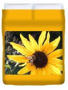 Bee Haven Duvet Cover