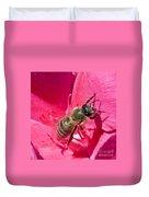 Bee Mine Duvet Cover