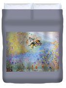 Bee My Honey Duvet Cover