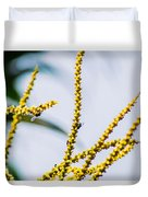Bee On A Branch I Duvet Cover