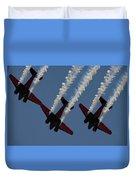 Beechcraft C-45 Expeditor V2 Duvet Cover