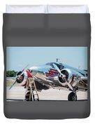Beechcraft C-45h Duvet Cover