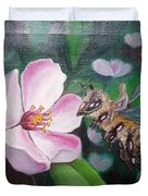 Beekeeper Duvet Cover