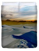 Been Through The Desert Duvet Cover