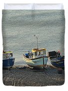 Beer - East Devon. Uk Duvet Cover