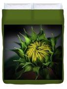 Beginnings Sunflower Xiii Duvet Cover