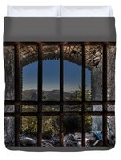 Behind Bars - Dietro Le Sbarre Duvet Cover