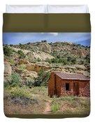 Behunin Cabin Duvet Cover