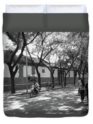 Beijing City 10 Duvet Cover