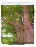 Being Old Trees Duvet Cover