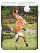 Belgian Shepherd Dog Duvet Cover