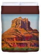 Bell Rock In Sedona Arizona - High Res. Duvet Cover