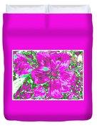 Bella Flora 2 Duvet Cover