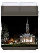 Belle Meadows Baptist Church Duvet Cover