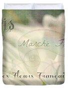 Belles Fleurs Duvet Cover