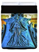 Bell's Angels Duvet Cover