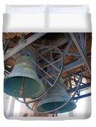 Bells Of Torre Dei Lamberti - Verona Italy Duvet Cover