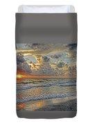Beloved - Florida Sunset Duvet Cover