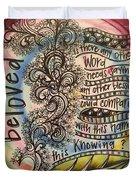 Beloved Duvet Cover