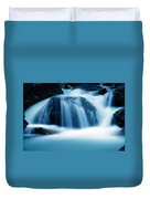 Below Tak Falls Duvet Cover