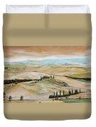 Belvedere - Tuscany Duvet Cover