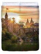 Belvedere Castle Duvet Cover