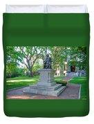 Ben Franklin - Upenn Duvet Cover