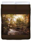 Bend In The River Duvet Cover