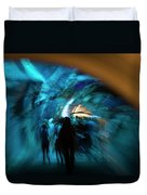 Beneath And Beyond Duvet Cover