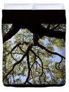 Beneath The Oak Duvet Cover