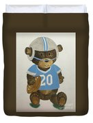 Benny Bear Football Duvet Cover