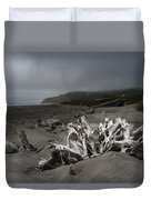Benson Beach Duvet Cover