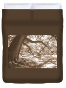 Bent Tree Duvet Cover