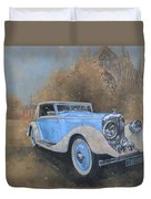 Bentley By Kellner Duvet Cover