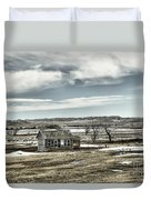 Bereft In The Desolation Duvet Cover