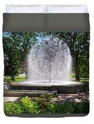 Berger Fountain2 Duvet Cover