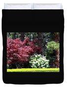 Beringer Winery Gardens Duvet Cover