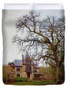 Beringer Winery Napa Duvet Cover