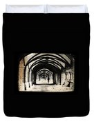 Berlin Arches Duvet Cover by Andrew Paranavitana