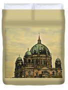 Berlin Architecture Duvet Cover