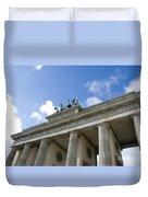 Berlin Brandenburger Tor Duvet Cover