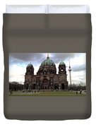 Berlin Dom Duvet Cover
