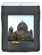 Berlin Dome Duvet Cover