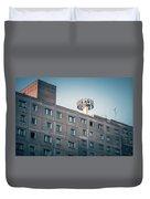 Berlin - Plattenbau Duvet Cover