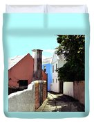 Bermuda Backstreet Duvet Cover